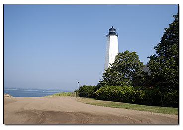 Lighthouses in New Haven
