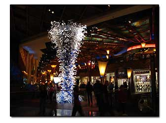 Mohegan Sun Sculpture