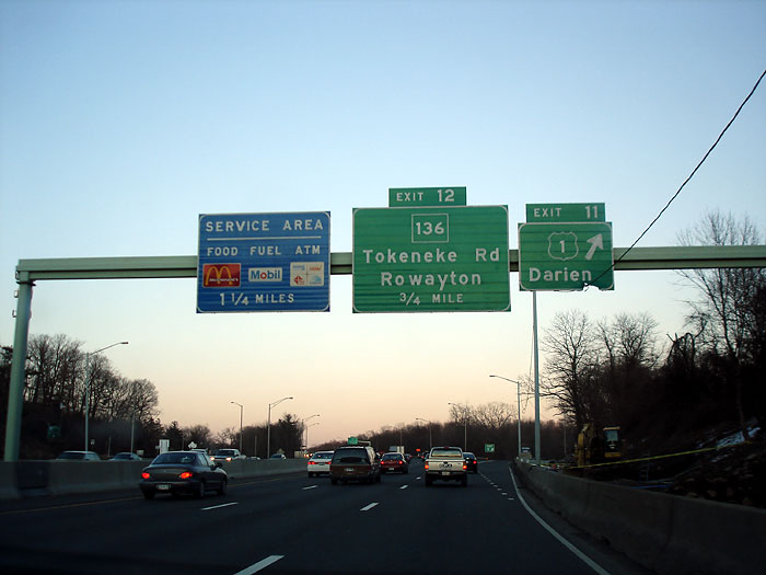 Exit What On Ct Interstate 95