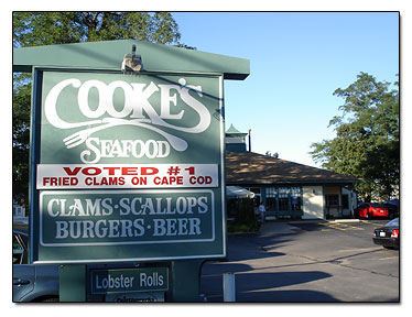 Cookes Seafood Restaurant
