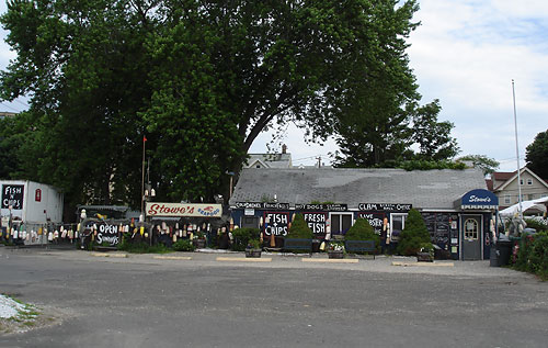 Stowe's Seafood Restaurant