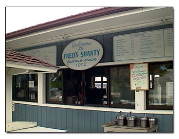 Fred's Shanty New London CT