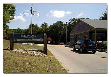 Rhode Island State Parks With Cabins