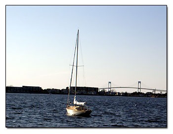 Newport  RI Harbor